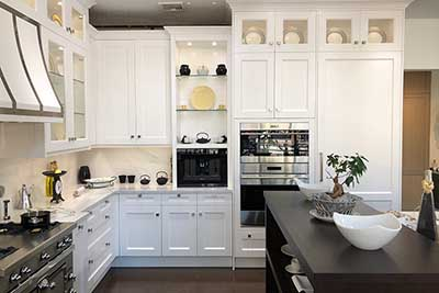 quality kitchen cabinets in Swanesa
